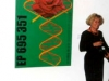 Die Rose in den Zeiten der Doppelhelix / The rose in time of the double helix